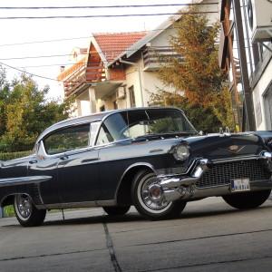 Cadillac DeVille 1957. 6L