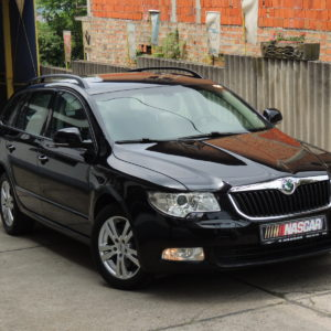 2011 Škoda Superb GreenLine 10.2011