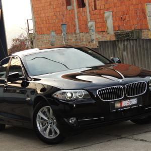 2012 BMW 525 2.0D 218KS 12.2012. PRODATO