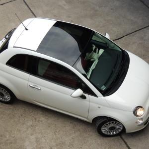 Fiat 500 1.3MJet Lounge 2011 PRODATO
