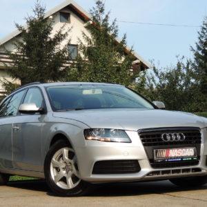 Audi A4 2.0TDI Automatic Navi  CH 2011