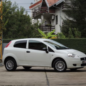 Fiat Grande Punto 1.3Mjet 2011 REZERVISANO