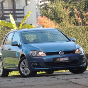 Volkswagen Golf 7 2.0 TDI PRODATO 2013