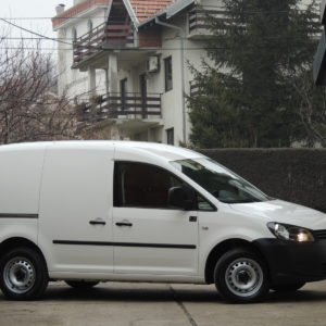 Volkswagen Caddy Business 1.6Tdi 2014