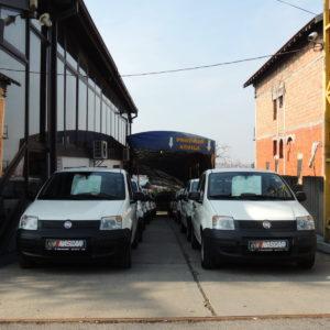 Fiat Panda 1.2 Van 2011