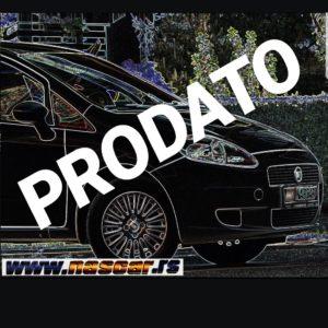 Fiat Grande Punto 1.3Mjet Van 2011 Prodato
