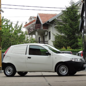 Fiat Punto 1.3mJet Van 2010
