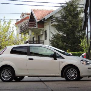 Fiat GrandePunto 1.3Mjet 2012