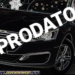Peugeot 508 1.6eHdi 2014.  PRODATO