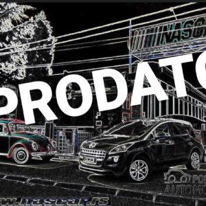 Peugeot 3008 1.6 eHdi BussinesNavi 2013 PRODATO