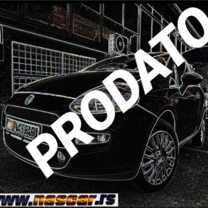 Fiat GrandePunto 1.3Mjet 08.2012 PRODATO