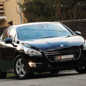Peugeot 508 2.0Hdi BusinessNavi 2012