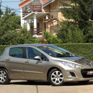 Peugeot 308 1.6eHdiBusinessNavi 2013