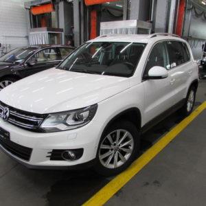 VW Tiguan 2.0d 4×4 Sport&Style 2012