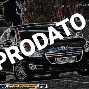 Peugeot 508 2.0Hdi BusinessNavi 2012 PRODATO