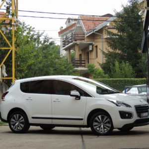 Peugeot 3008 1.6eHdiBusinessNavi 2014