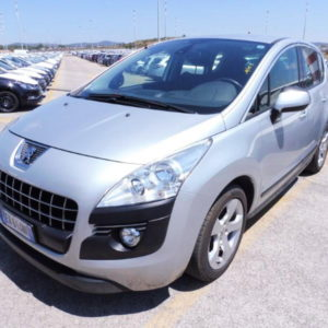 Peugeot 3008 1.6Hdi BusinessNavi 2013