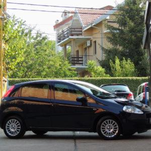 Fiat Grande Punto 1.3Mjet 12.2011