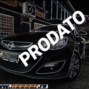Opel Astra J 1.7Cdti Business Rezervisano