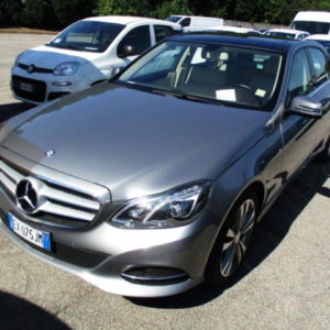 Mercedes Benz E 250 Bluetec 4Matic 2014