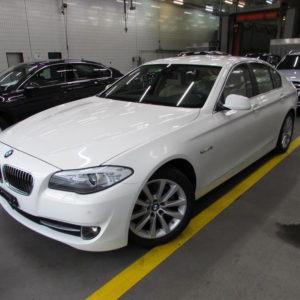 BMW 525 2.0D 218 hp CH 2012