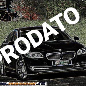 BMW 525 2.0D 218 hp CH PRODATO