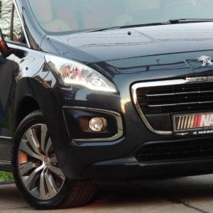 2015 Peugeot 3008 1.6eHdiBusiness Navi