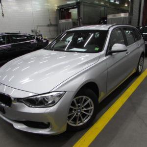 2014 BMW 320d X-driveNavi Led CH
