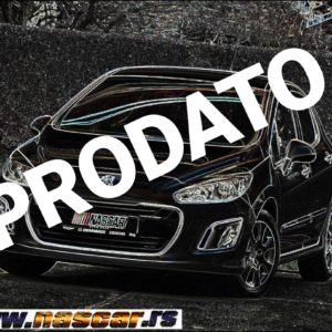06.2013 Peugeot 308 1.6Hdi BusinessNavi PRODATO