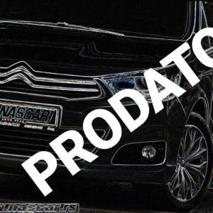 2014 Citroen C4 1.6Hdi Navi PRODATO