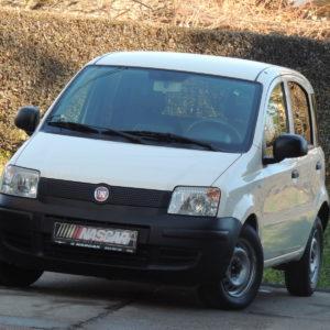 2011 Fiat Panda 1.2b Van