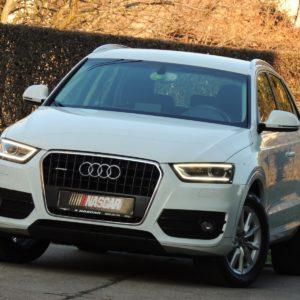 10.2013 Audi Q3 2.0Tdi S-tronicQuattro CH