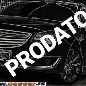 Opel Insignia 2.0Cdti Cosmo4x4AutomaticNavi 10.2014 PRODATO