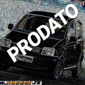 2011 Fiat Panda 1.2b Van PRODATO