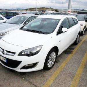 Opel Astra J 1.6CdtiCosmo 12.2014
