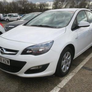 Opel Astra J 1.7CdtiBusinessLed 10.2014