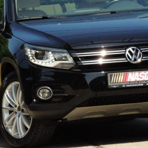 VW Tiguan 2.0d 4MotionDSG CH 2014
