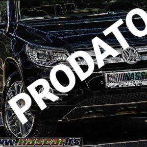 VW Tiguan 2.0d 4MotionDSG CH 2014 PRODATO