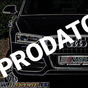 Audi Q3 2.0Tdi S-tronicQuattro CH 11.2012 PRODATO