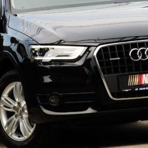 Audi Q3 2.0Tdi S-tronic Quattro CH 07.2014