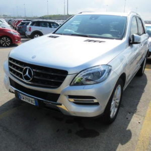 Mercedes ML 250 Bluetec Executive 4Matic 2014