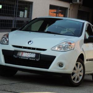 Renault Clio New 1.5Dci Van 11.2012