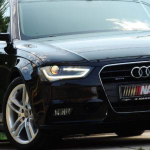 Audi A4 2.0d S-lineQuattroCH 11.2014