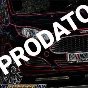 Ford Fiesta 1.2b Plus 2016  PRODATO