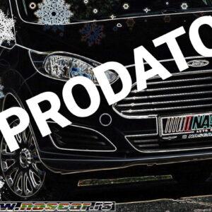 Ford Fiesta 1.5 Tdci Van 2014 PRODATO