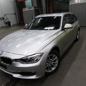 BMW 318 d Automatic Navi Led 07.2014 CH