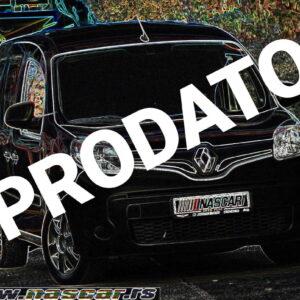 Renault Kangoo 1.5Dci R-link Navi 2015god.  PRODATO