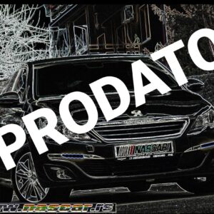 Peugeot 308 1.6BlueHdi NavLed 2015.god. PRODATO
