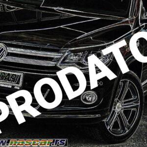 VW Tiguan 2.0d 4Motion R-Line 2014 PRODATO