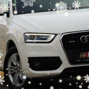 Audi Q3 2.0Tdi S-tronic Quattro Navi 2014 CH